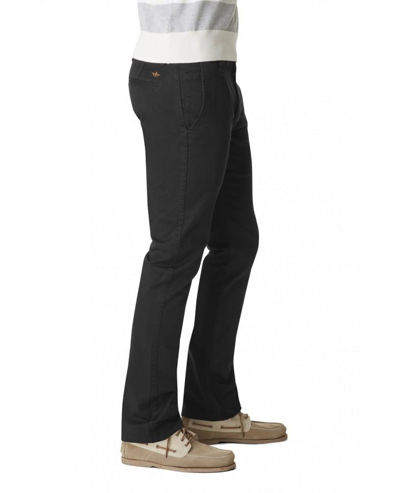 Dockers Alpha - Skinny Tarped - Stretch Twill - Black