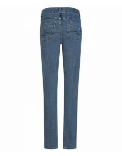 Angels Dolly Jeans in superstone - Hinten