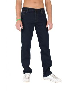 Wrangler Texas Stretch Blue Black W121 75 001
