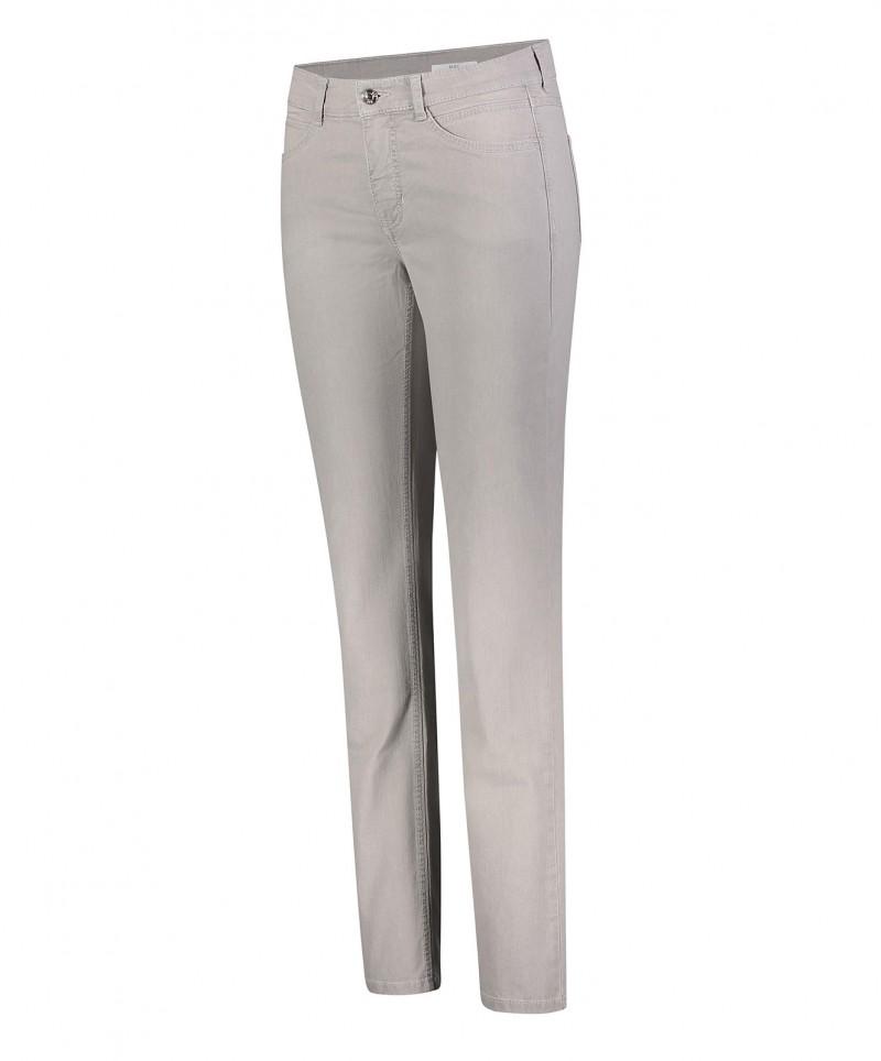 Mac Jeans Angela mit geradem Bein aus leichtem Sommer Denim - F01