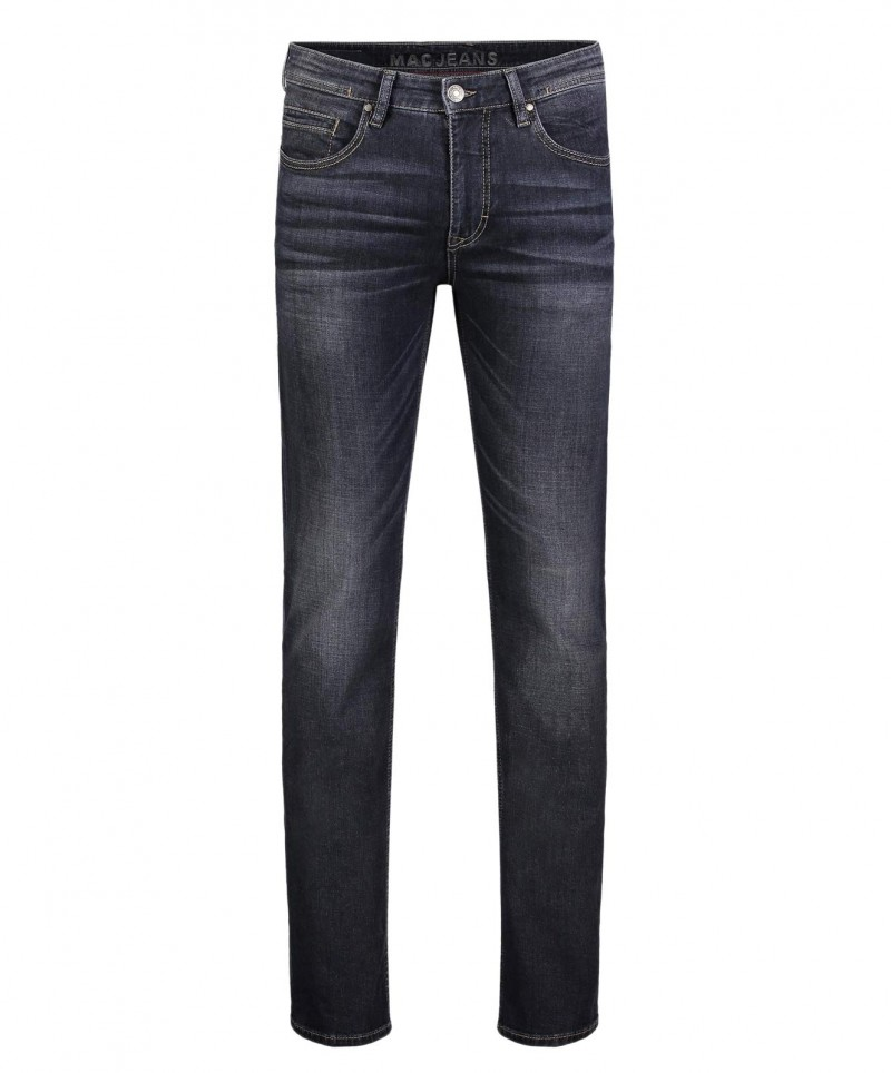 Mac Jeans Arne - Left Hand Denim in dunkler Waschung
