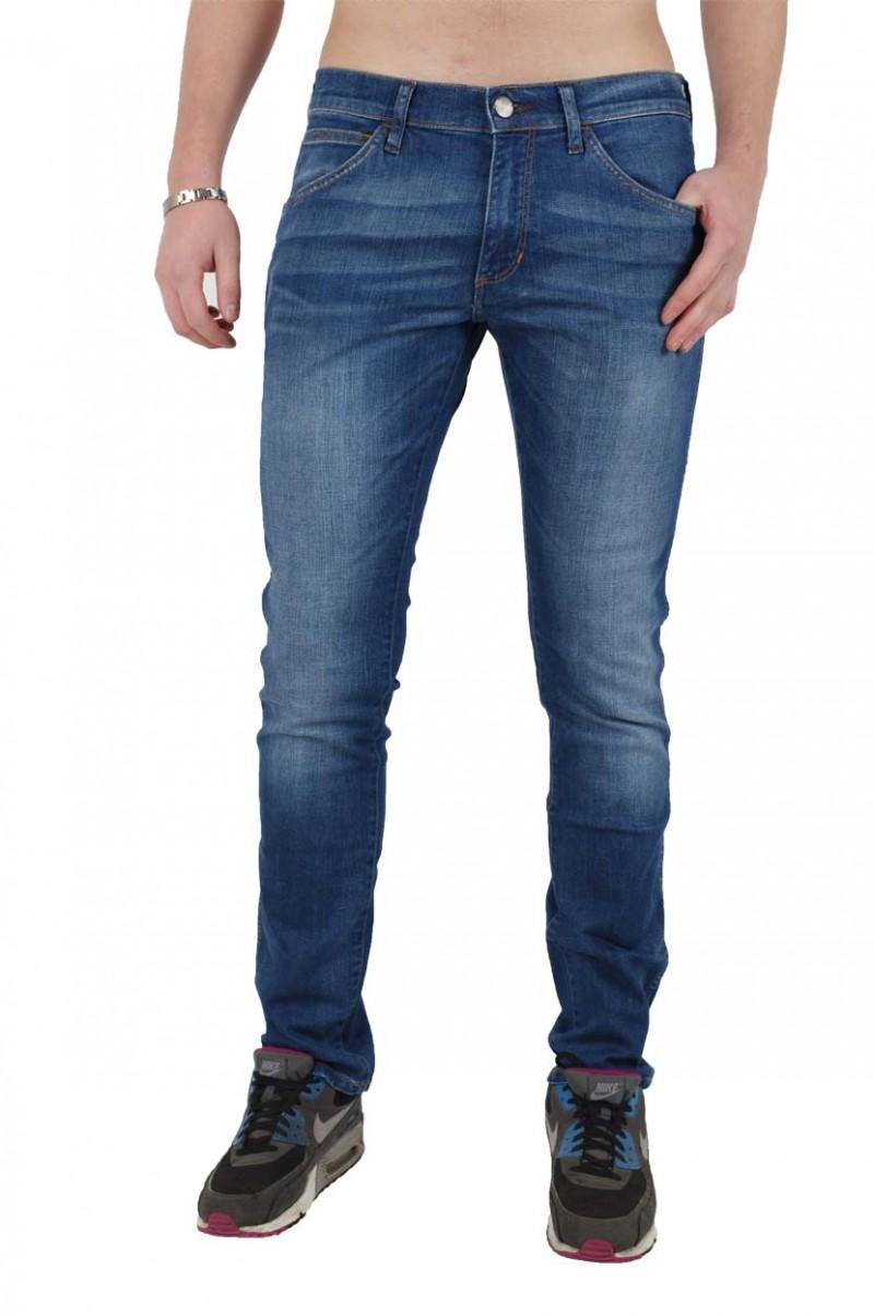 Wrangler Bryson Jeans - Skinny Leg - Hurricane