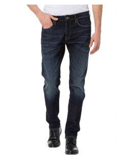 CROSS Jeans 939 - Tapered Fit - Deep Blue Used