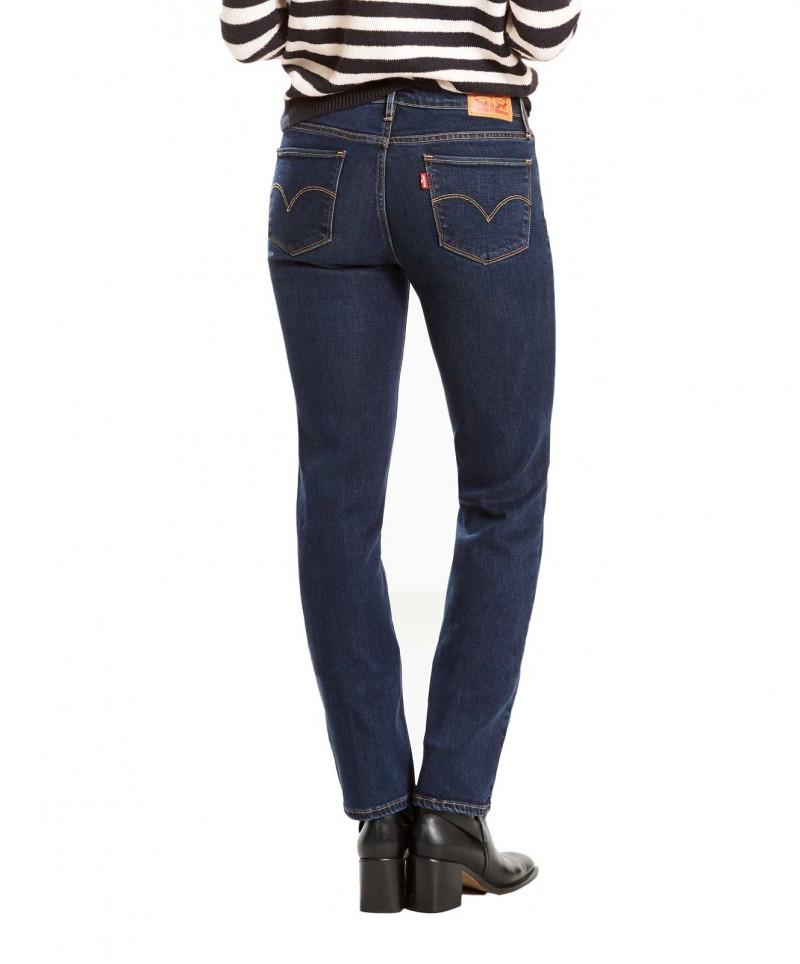 LEVI'S 712 Slim - Straight Fit - Indigo Daydream
