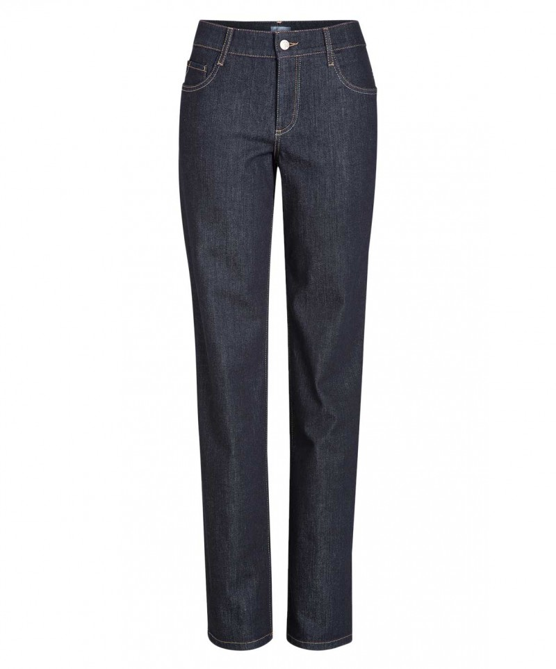 Mac Gracia Jeans - Feminine Fit - Dark Rinsewash