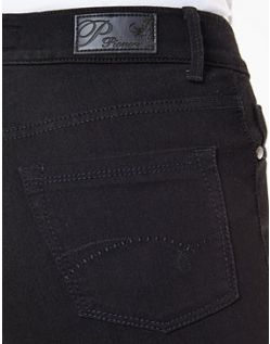 Pionner Kate Jeans - Regular Fit - Black Rinse Washed d