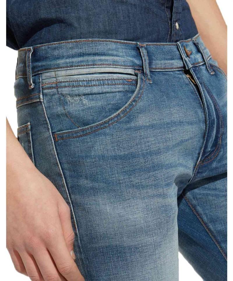 Wrangler Bryson - Skinny-Jeans im hellem Urban-Look f03