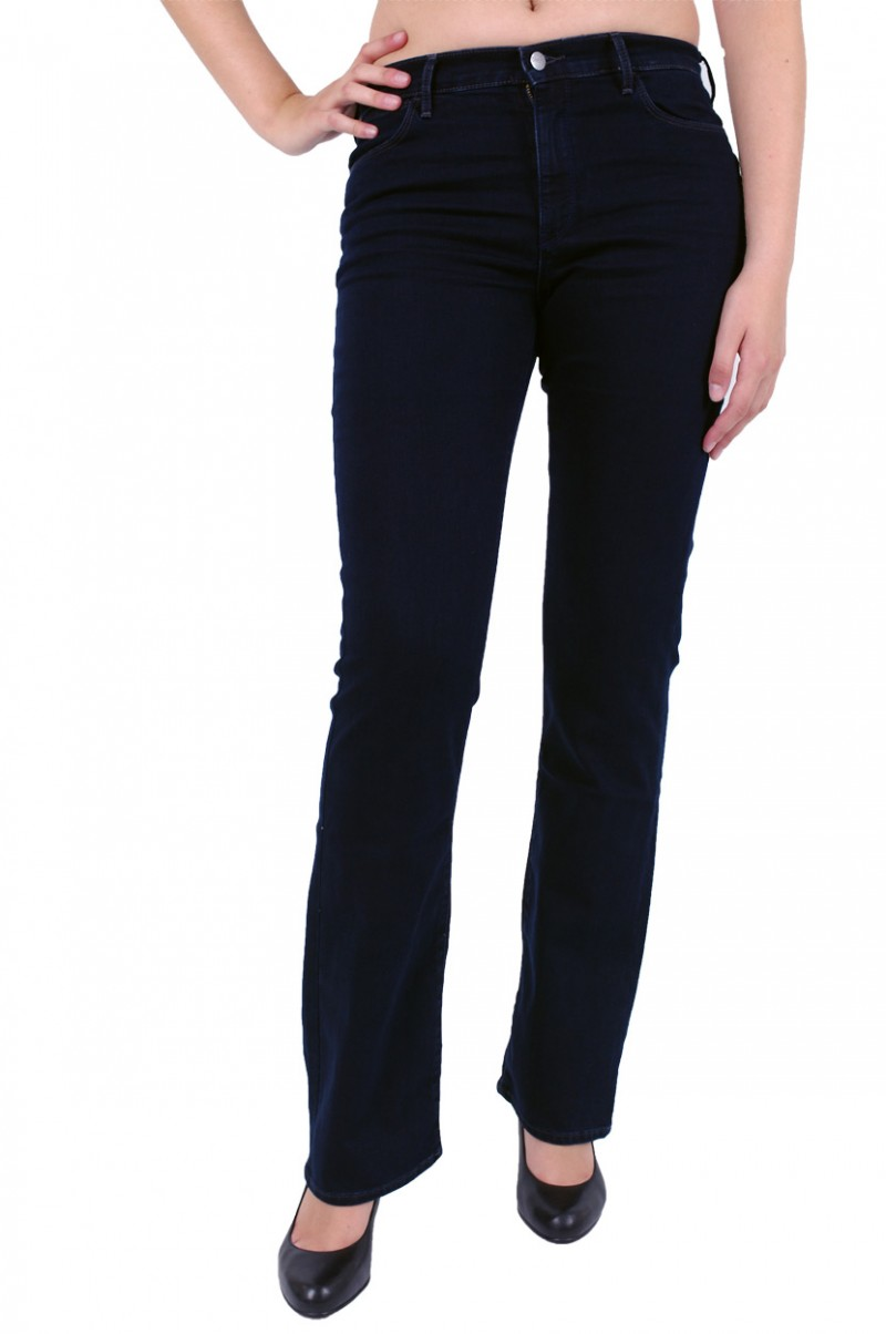 Wrangler Tina Jeans - Silk Soft - Moonlight