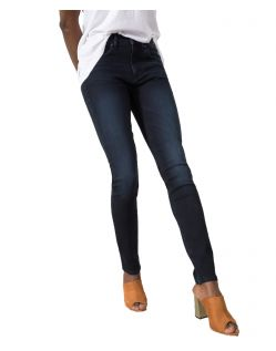 HIS LORRAINE - Super Skinny Jeans - Blue Black Wash