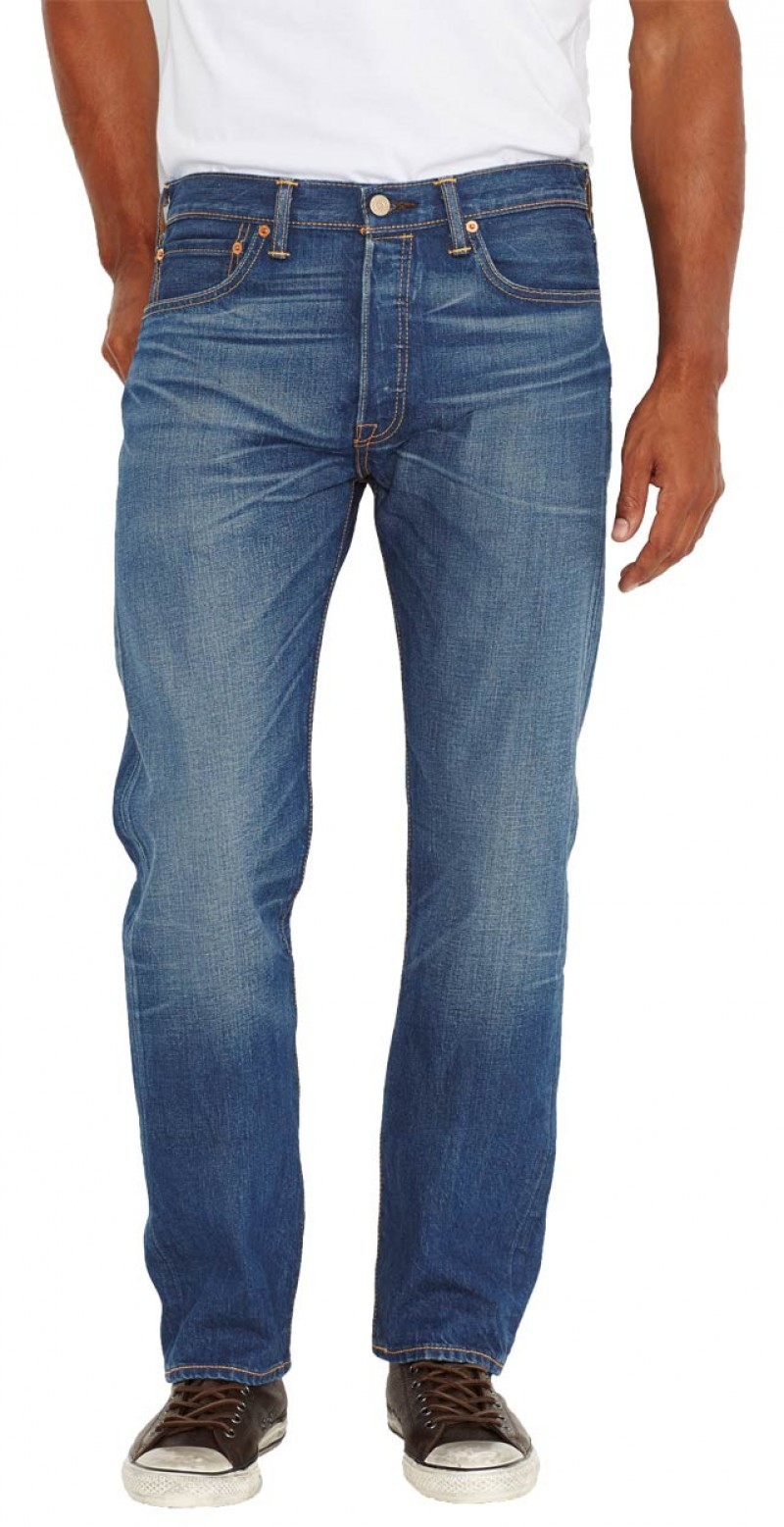 Levis 501 Jeans - Original Fit - Leary