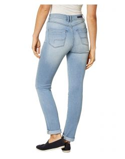 Paddock's Pat - Mom Jeans in heller Stone Waschung f02