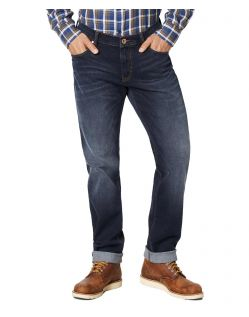 Paddock's Ben - Blue Rinse Jeans im Tapered Fit