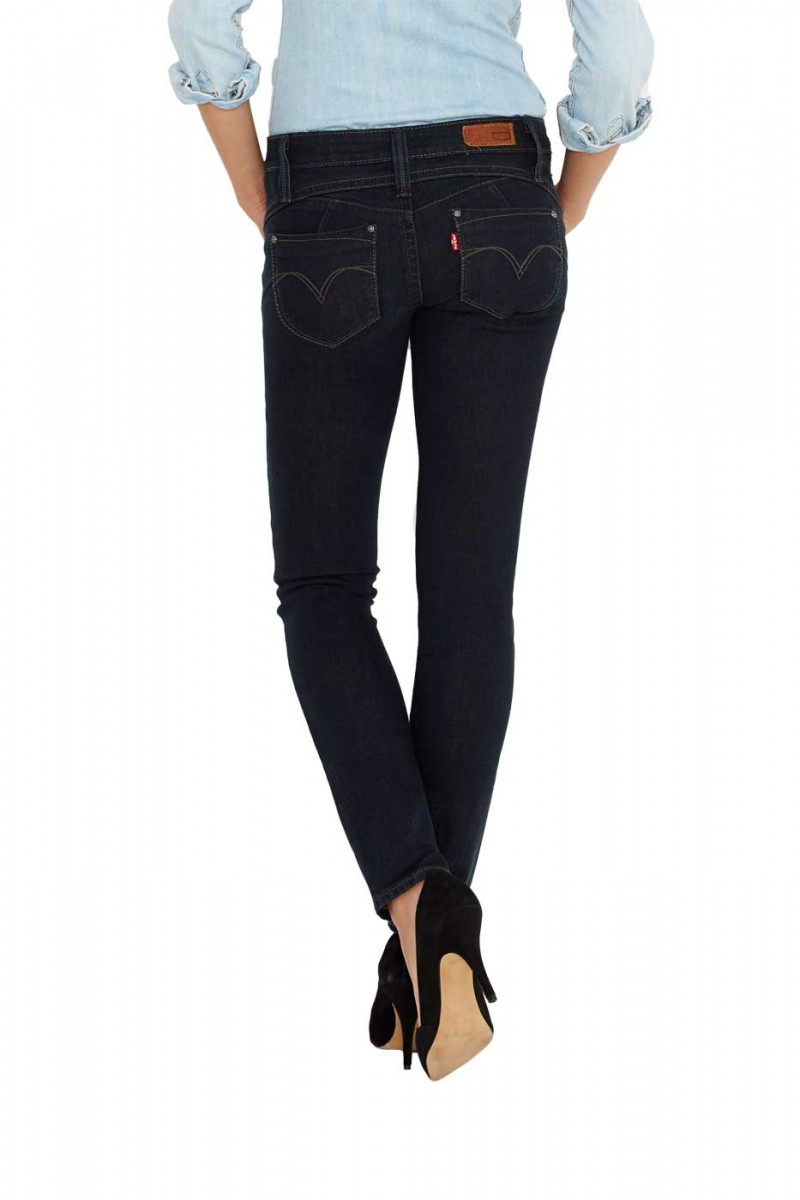 Levis Revel Low Demi Curve Skinny - Elements