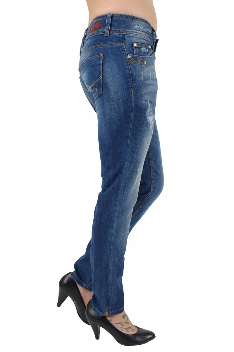 LTB Jeans Georget - Ankle Slim Fit - Belle