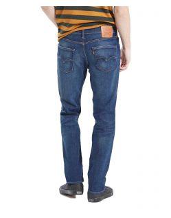 Levi's 511 Slim Jeans - Tapered Leg - Stojko Stretch - Hinten