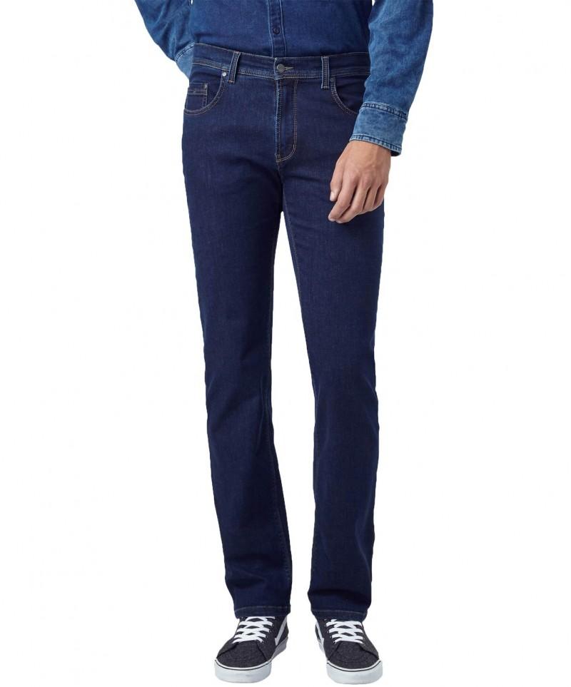 Pioneer Jeans Rando - Regular Fit - Megaflex Stretch - Dark Stone