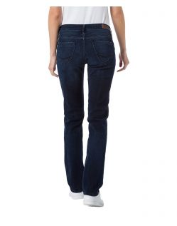 CROSS Jeans Rose - Straight Leg - Blue Black - Hinten