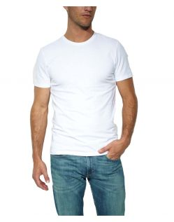 Levis T-Shirt - 2 Pack Crew Tee - Slim Fit - weiß 312b