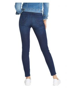 WRANGLER HIGH RISE SKINNY Jeans - Subtle Blue - Hinten