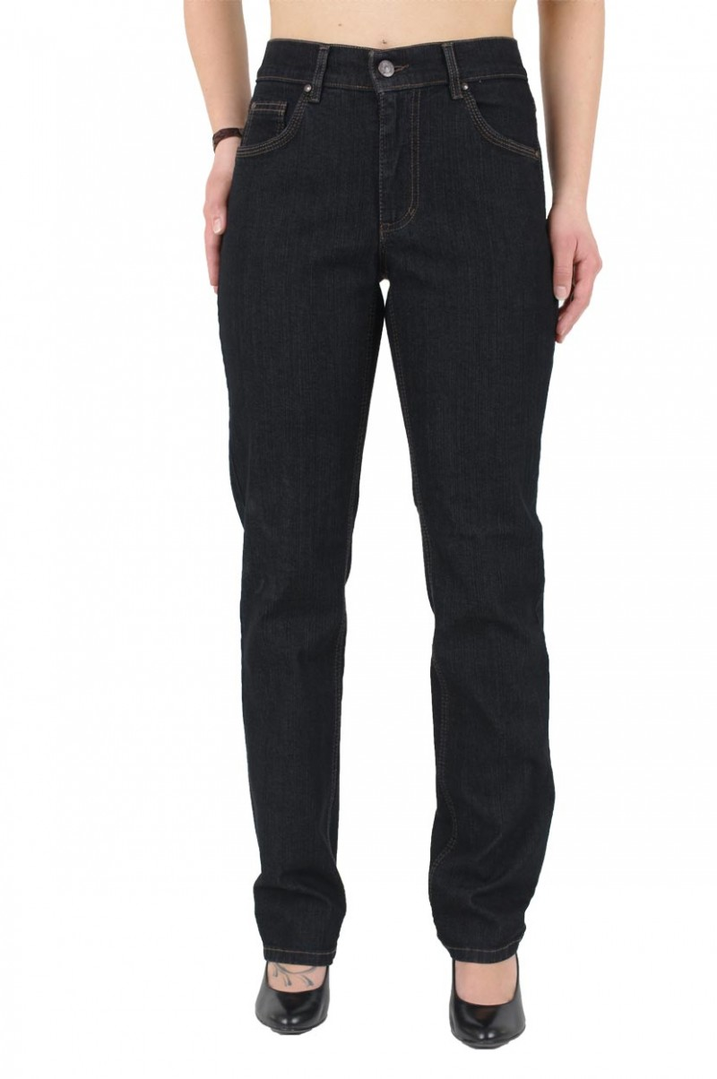 Angels CiCi Jeans - Regular Fit - Black