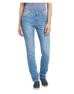 Pioneer Kate - helle Jeans mit hohem Bund