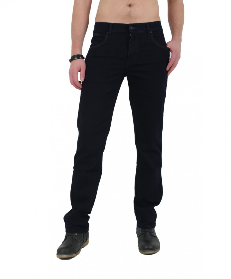 WRANGLER TEXAS STRETCH Jeans - Darkstone