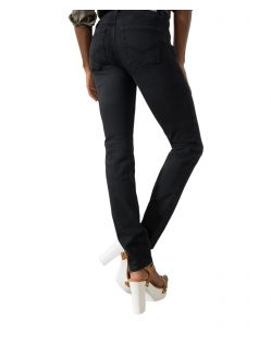 HIS MONROE - Skinny Fit Jeans - Advanced Black - Hinten
