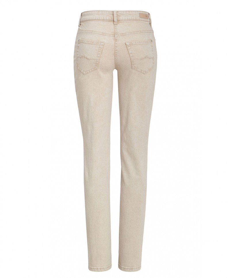 MAC MELANIE Jeans - Feminine Fit - Summer Light Beige