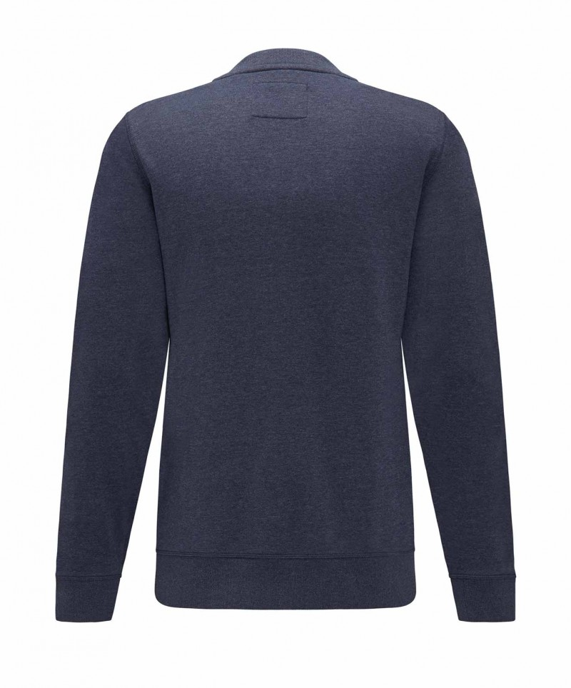 Sportiver Herren Pullover - Garcia Sergio -  Regular Fit - Base Army