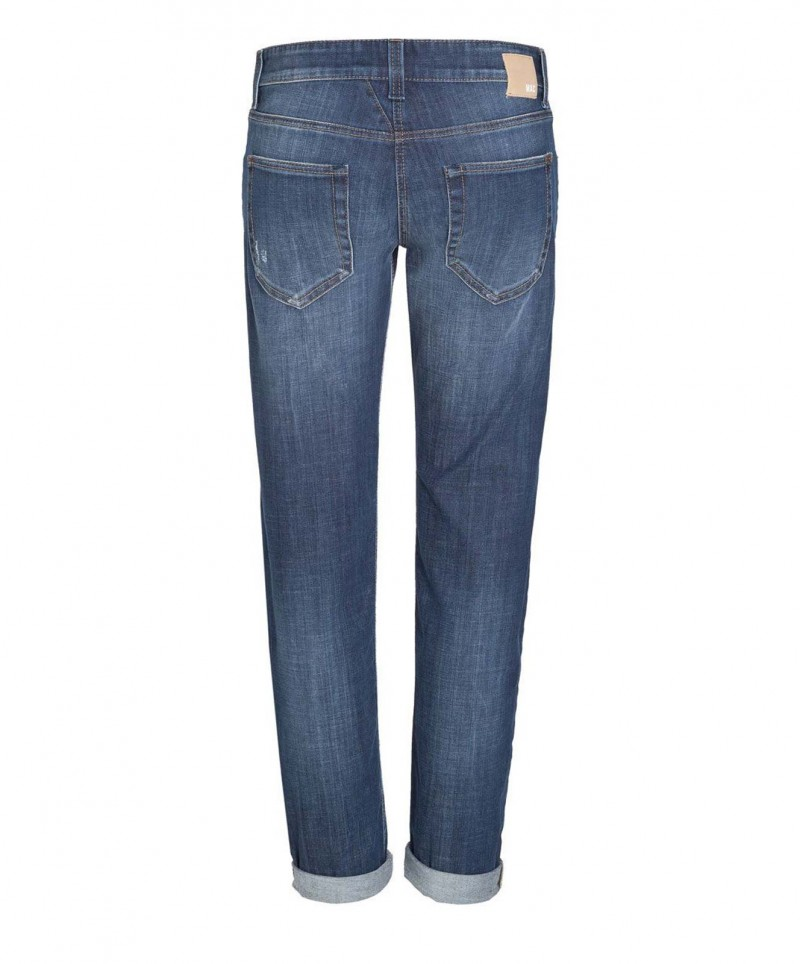 Mac Boyfriend Jeans - Casual Fit - Fancy Wash