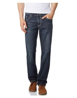 Pioneer Rando Jeans - Straight Leg -  Dark used with Buffies