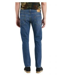 Levis 502 - Regular Tapered Jeans in Crocodile Adapt Used-Look f02
