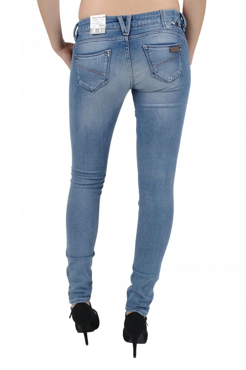 Garcia Jeans Lynna - Skinny Leg - Super Fresh Blue