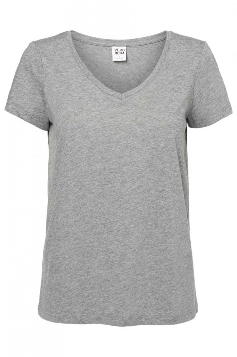 Vero Moda Molly  Med. Grey Melange