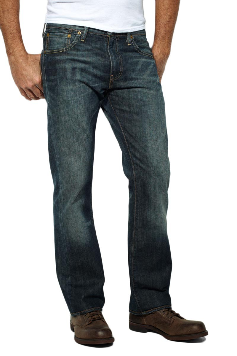 Levi's ® 527 Bootcut Jeans in Dusty Black