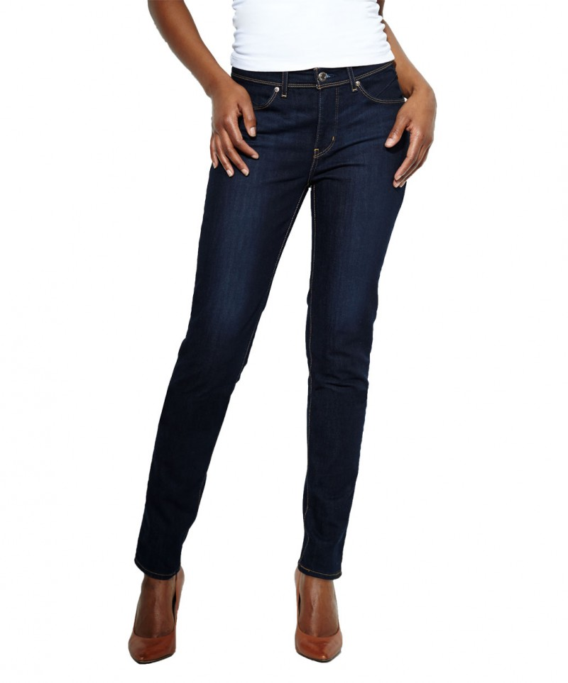 Levis Revel Demi Curve Skinny - Pressed Dark