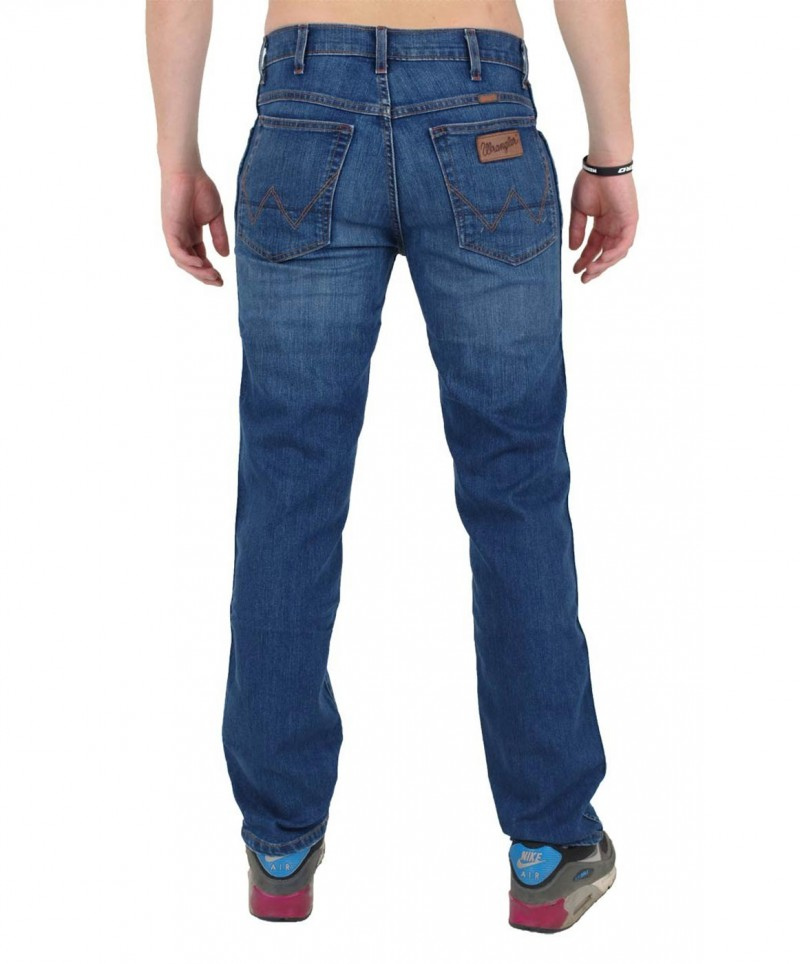 Wrangler Texas Stretch Jeans - Regular Fit -  Tough Out
