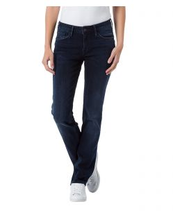 CROSS Jeans Rose - Straight Leg - Blue Black