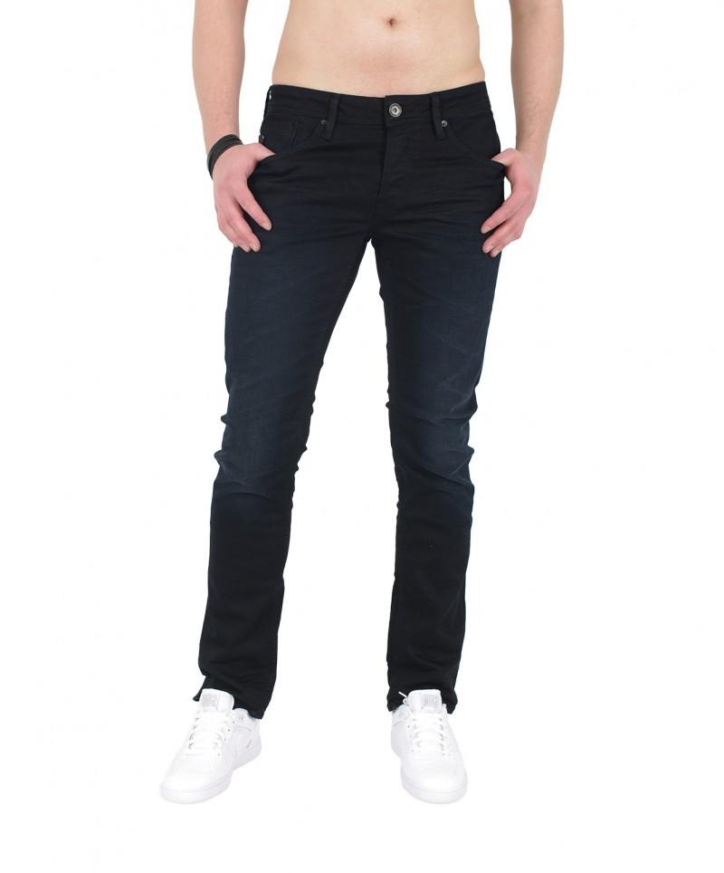 GARCIA Savio Jeans - Slim Leg - Blue Black