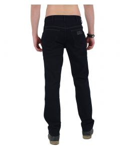 WRANGLER TEXAS STRETCH Jeans - Black Black - Hinten