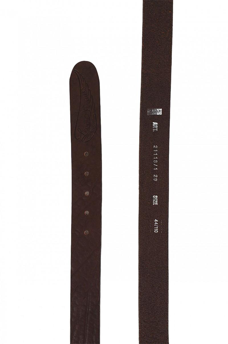 Levi's Gürtel - Rindsleder - Braun
