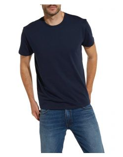 Wrangler Herren kurzärmlige T-Shirts im Zweierpack