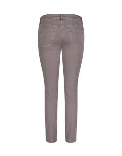 Mac Dream Skinny - Graue Jeans mit bequemer Taille f02