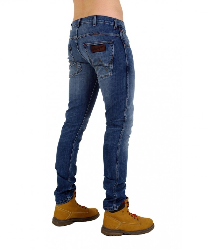 Wrangler SPENCER Jeans - Rain Ready - Blue What Blue