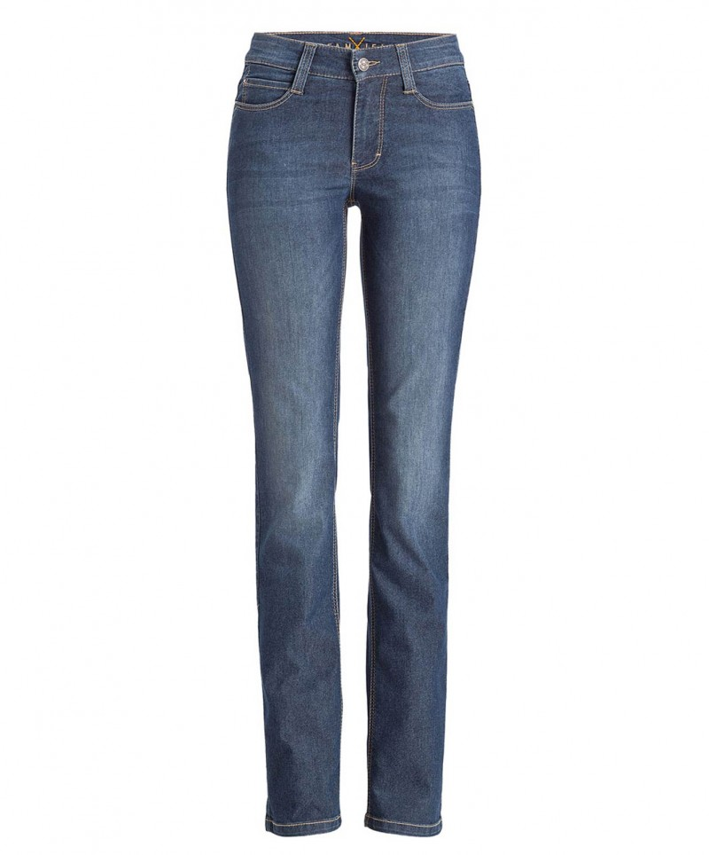 Mac Dream Jeans - Slim Fit - Wild Blue Wash