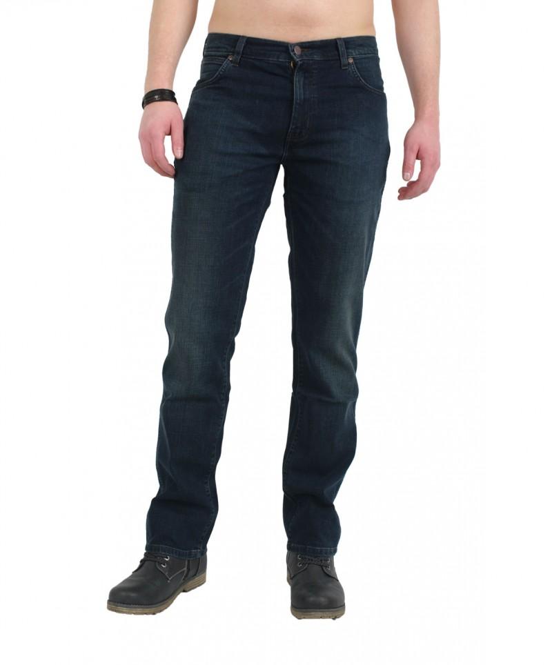 WRANGLER TEXAS STRETCH Jeans - Green Home