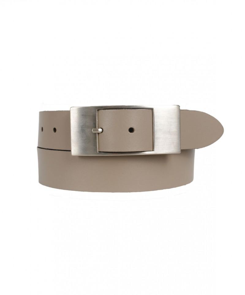 Bernd Götz - Lady Belts - Softledergürtel - Taupe