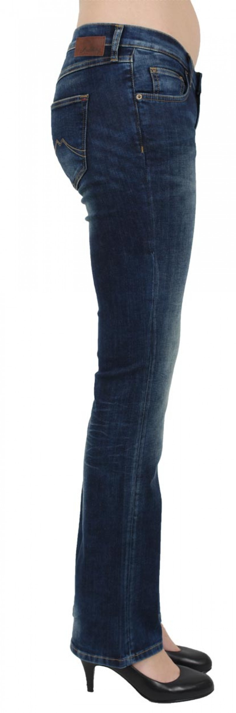 MUSTANG Gina Boot Jeans - Dark Used v