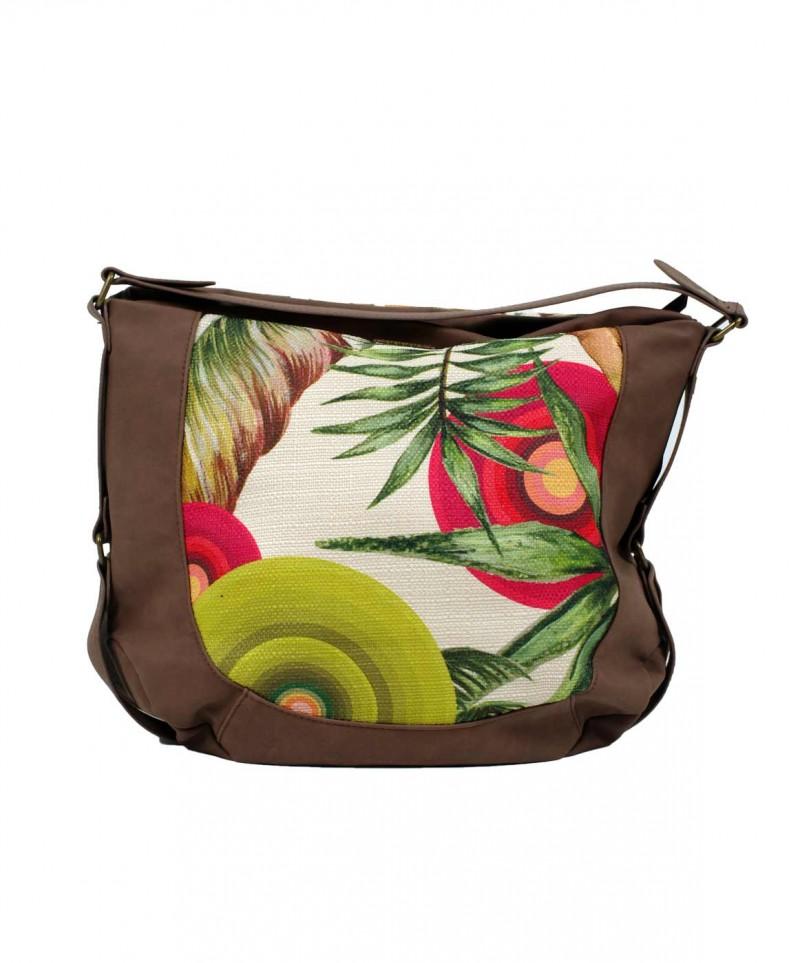 Desigual Tasche - Marteta Hawaian - Braun