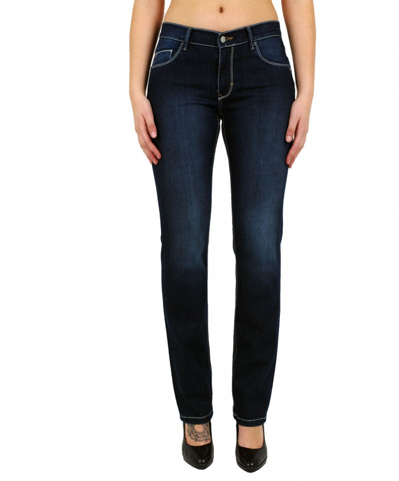 PIONEER SALLY Jeans - Regular Fit - Blue Stone Used